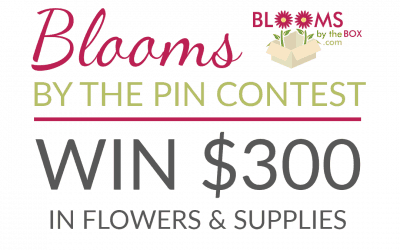 """""""Blooms By The Pin"""" 2018 Contest Winner"""