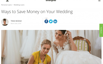 Blooms News: We're Featured on Lending Tree, Style Me Pretty, and Grey Likes Weddings!