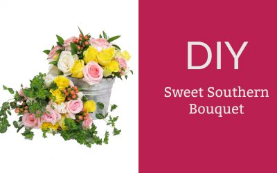 DIY Sweet Southern Bouquet