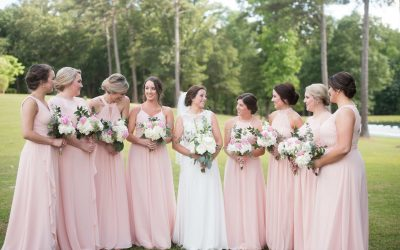 Rustic Alabama Wedding