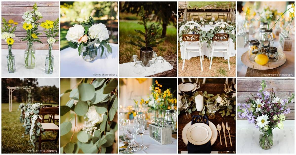learn how to save on wedding flowers with these 15 brilliant hacks featured on confetti. Black Bedroom Furniture Sets. Home Design Ideas