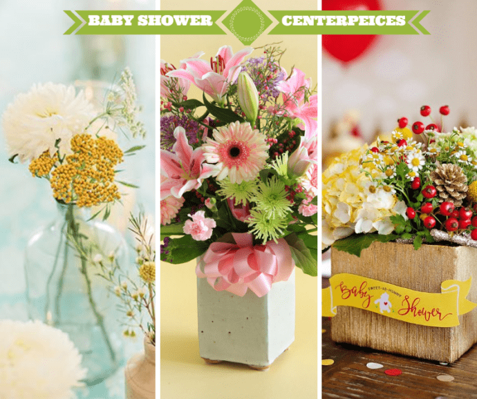 Baby Shower Flower Budget Savers