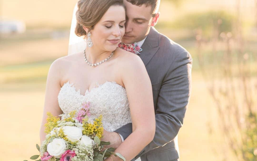 Blooming Texas Wedding