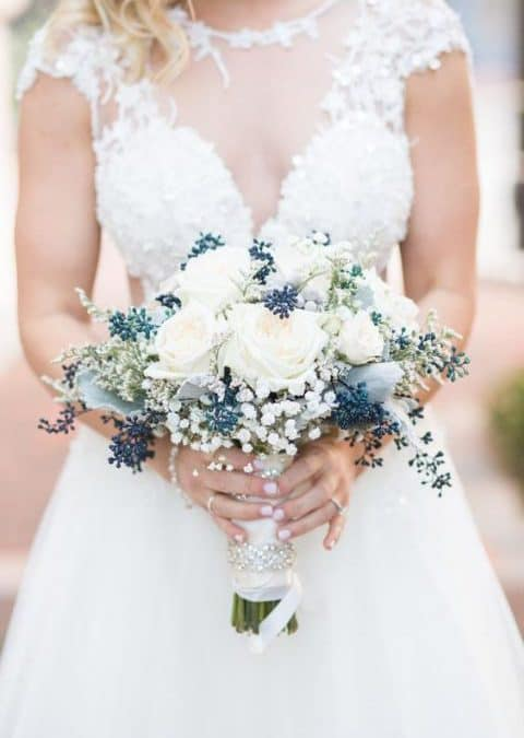 Our Favorite 2019 Winter Wedding Palettes Blooms By The Box