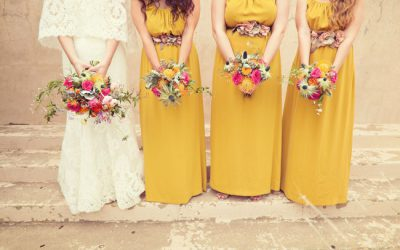 7 Ways To Style Flowers For Your Gen Z Yellow Wedding