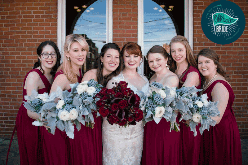 Blooms News: We're Featured on Offbeat Bride, Bridechilla, PartySlate, and More!
