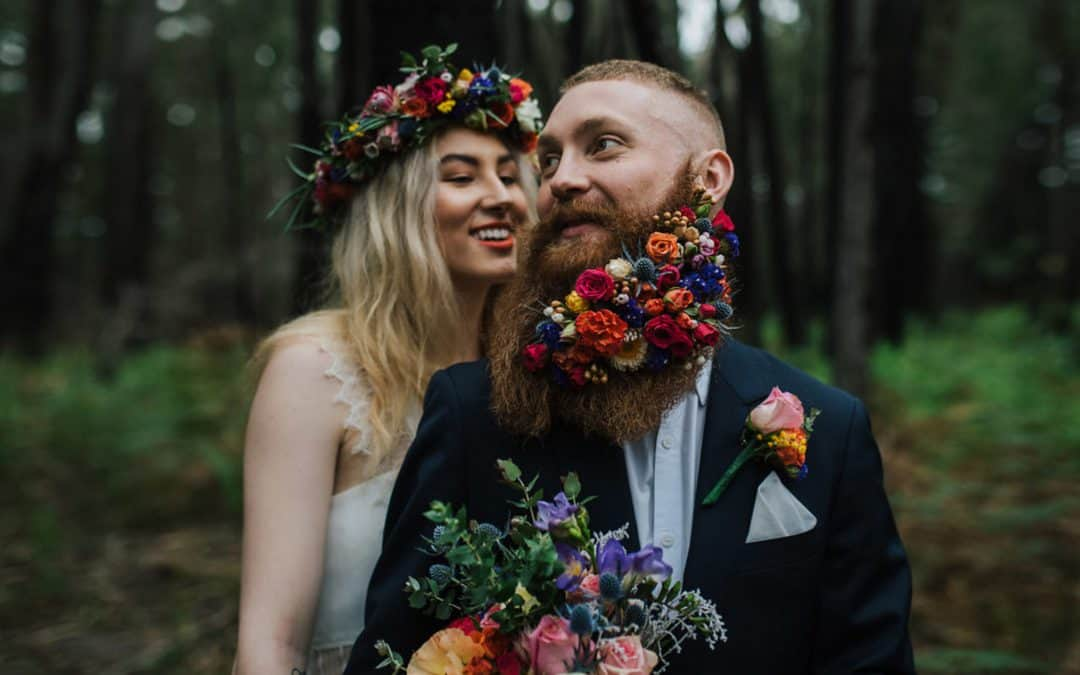 Beard Bouquet Madness