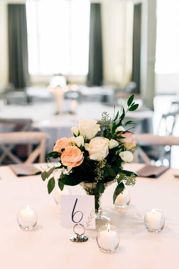 Katherine Adam's industrial-inspired wedding