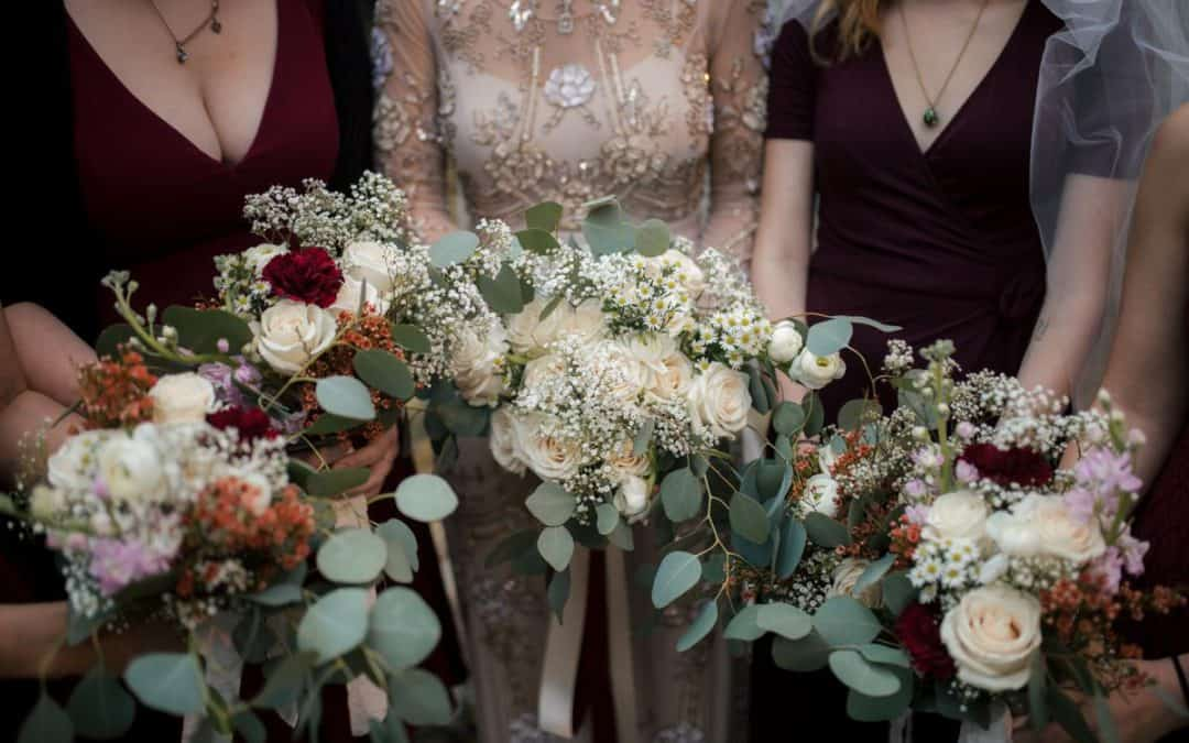Wedding Flower Game Plan