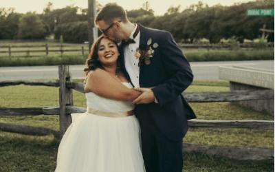 Summer Garden Wedding Featured on Party Slate