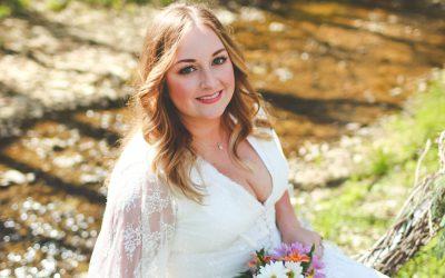 Wildflower and Whiskey Inspired Wedding Featured in Louisville Bride