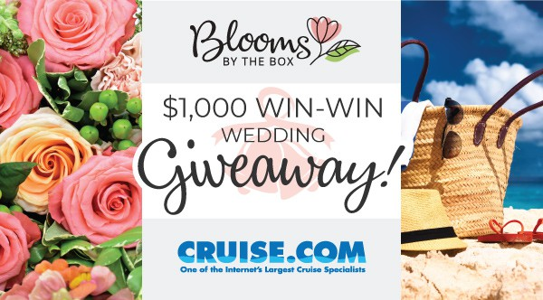 Last Call: The $1000 Win-Win Wedding Giveaway!