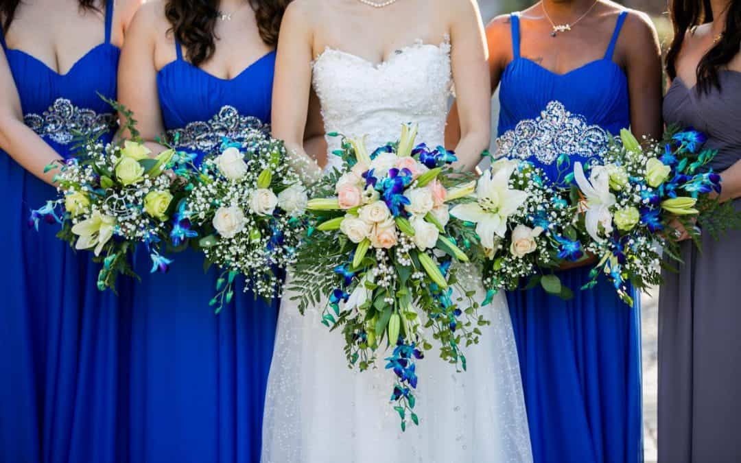 Popular Types of Blue Flowers: Hydrangea, Roses and More!