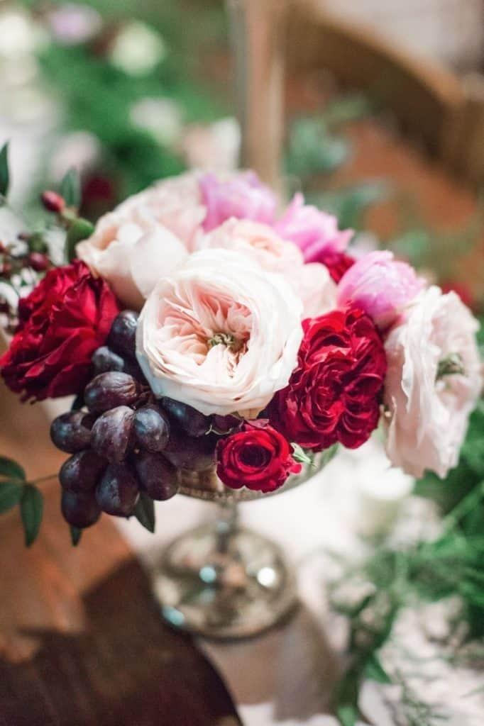 DIYing wedding flowers plus