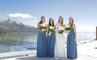 Rustic Lake Tahoe Wedding Featured on Catch My Party