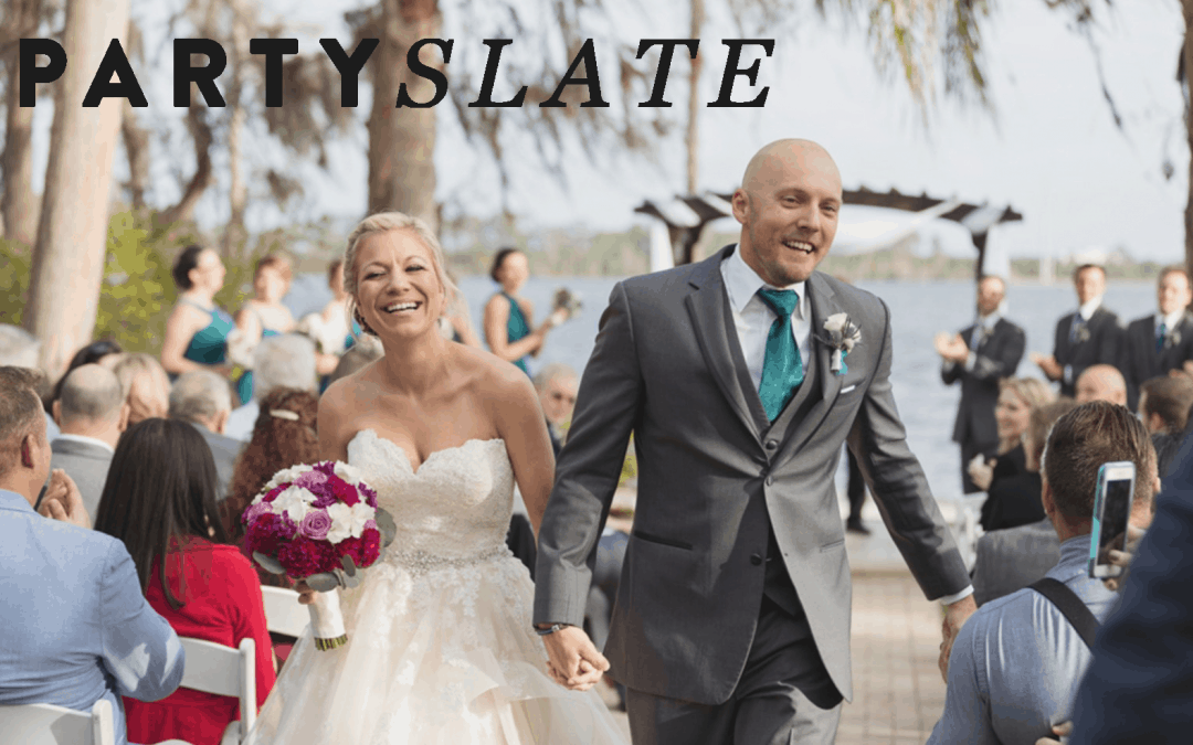 Blooms News: We're featured on PartySlate, Catalyst Wedding Co., and Bridechilla!