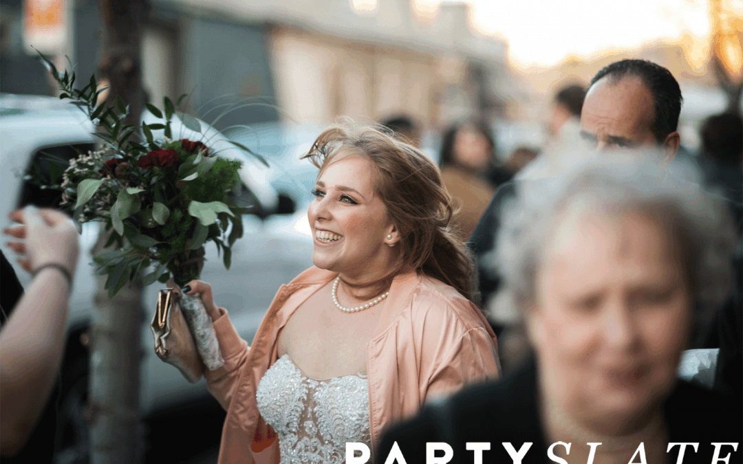 Blooms News: We're Featured on PartySlate, Catch My Party, Once Wed and Wedding Planner Magazine!