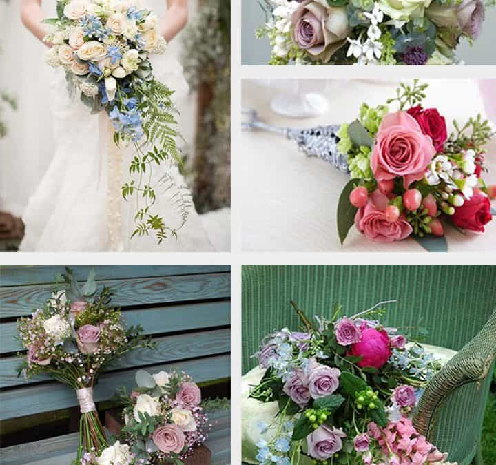 Picking the Perfect Wedding Bouquet