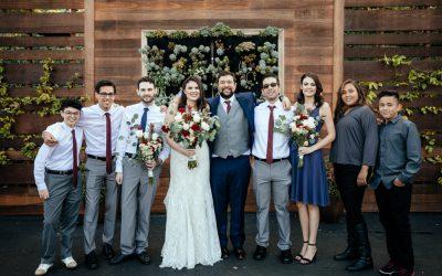 Real Wedding Featured on San Diego Wedding