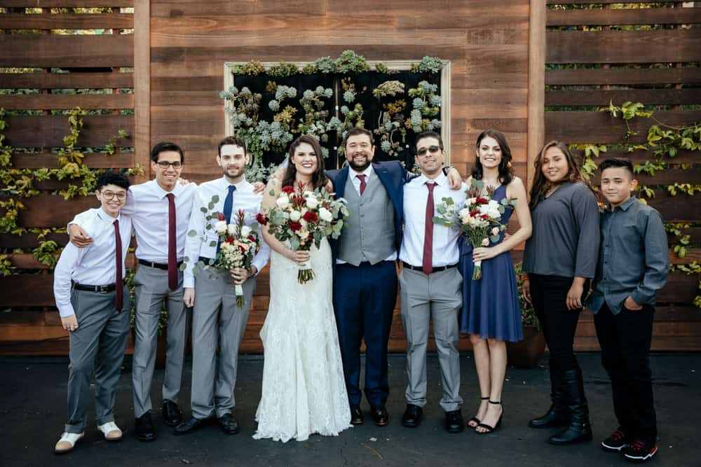 Real Wedding Featured on San Diego Wedding