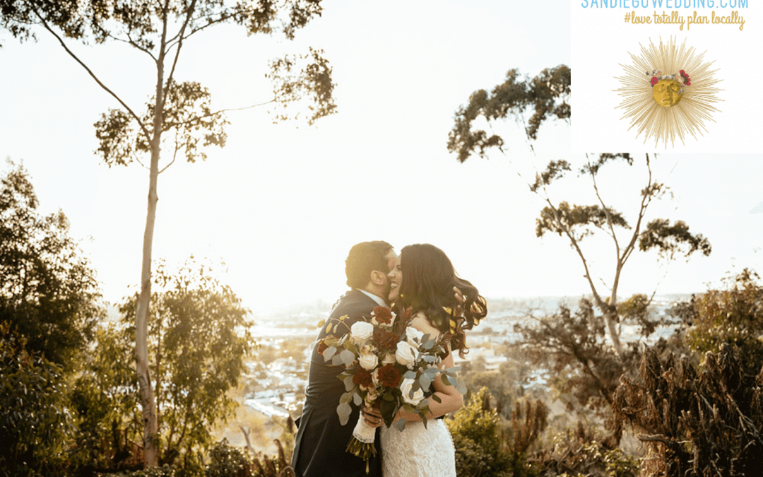 Blooms News: We're Featured on San Diego Wedding, Martha Stewart Weddings, OnceWed, and More!