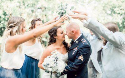 DIY Farm Wedding Featured on Budget Savvy Bride