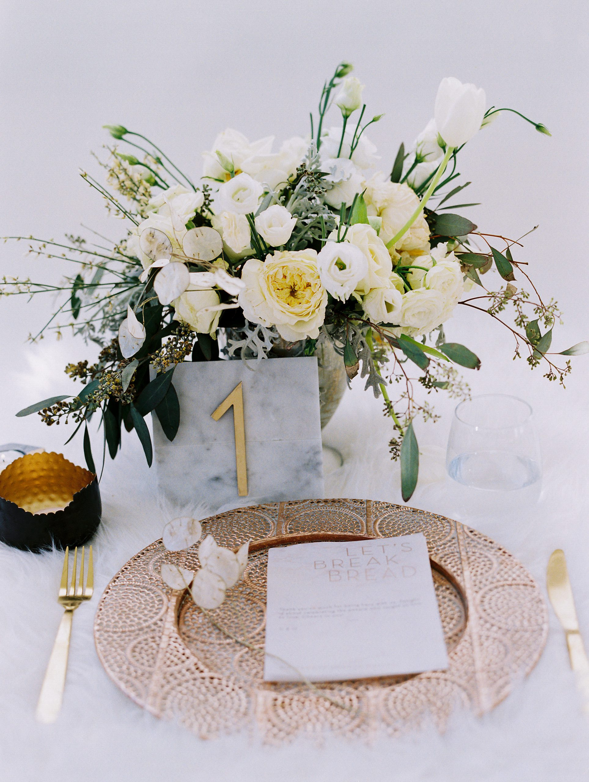 Wintry White Wedding Centerpieces % Blooms By The Box