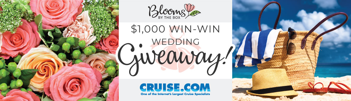 Wedding Flower and Cruise Giveaway