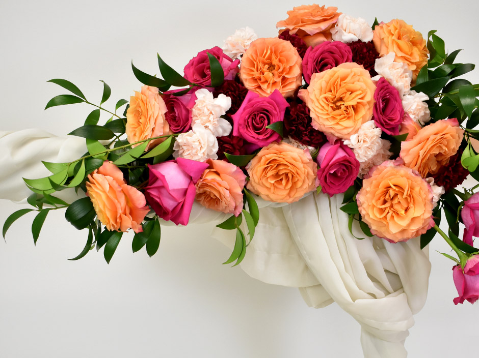 Using Line In Floral Design Blooms By The Box