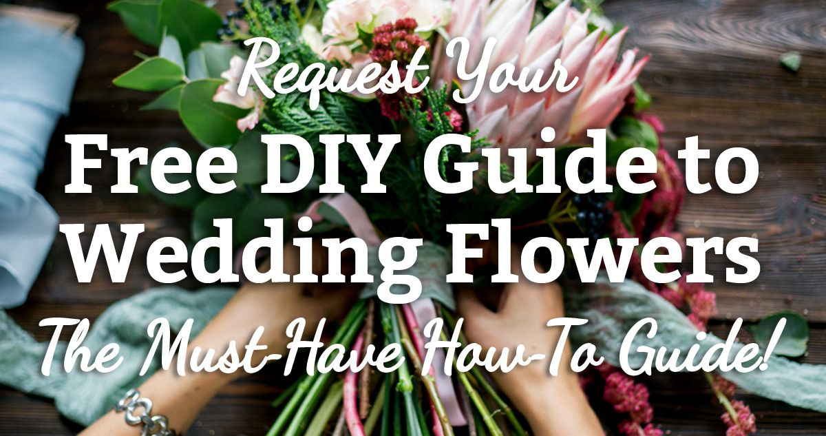 DIY Guide to Wedding Flowers