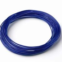 Blue Aluminum Wire- 12 Gauge 39ft Roll