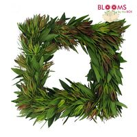 Speciality Greens Square Wreath 20 Inch
