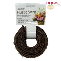 Rustic Wire Brown