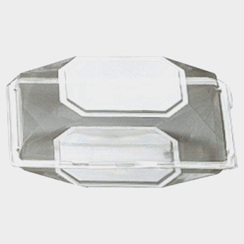 Corsage Boxes (Clear) 9x5x4