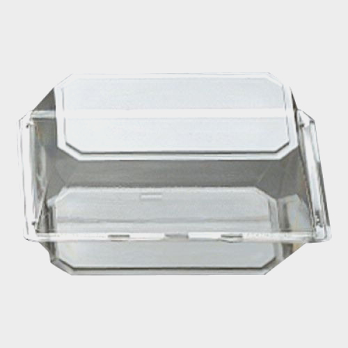 Corsage Boxes (Large/Clear) 9x6x5