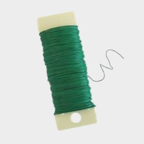 20 Gage Spool Wire (Green)