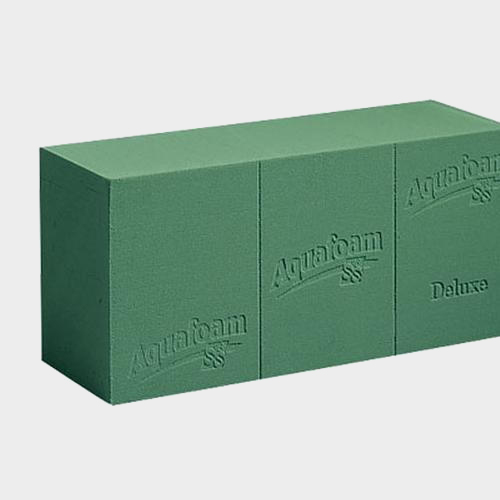 Aquafoam Instant Floral Foam Bricks  (48/case)