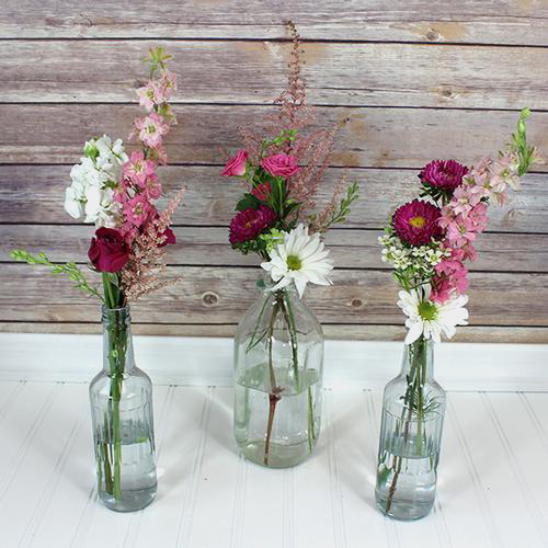 blooms classy thinkin pink wildflower pack