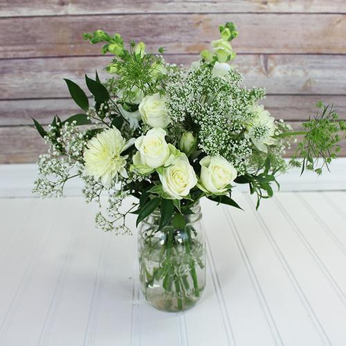 Blooms vintage white wedding wildflower pack wholesale blooms undefined junglespirit Images