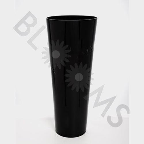 Wholesale 24 Inch H X 10 Inch Black Cylinder Blooms By The Box
