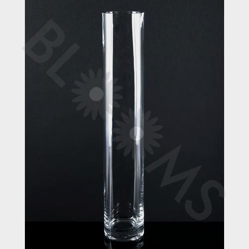 Wholesale 16 Inch H X 3 Inch Clear Round Cylinder Blooms