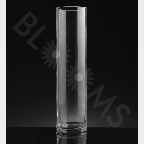 Medium Cylinder Glass Vase (16