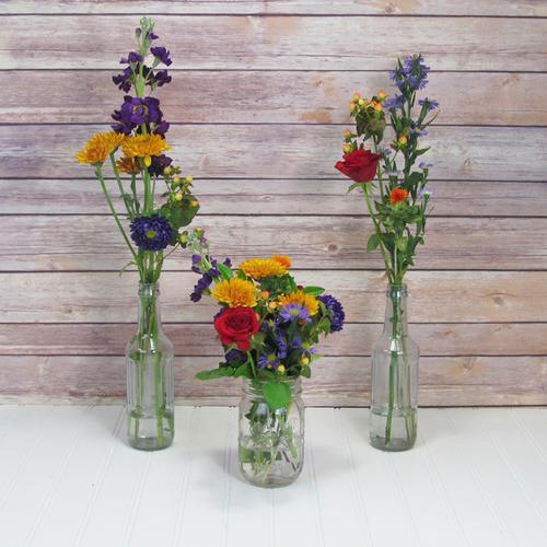 Country Plum Harvest Wildflower Pack