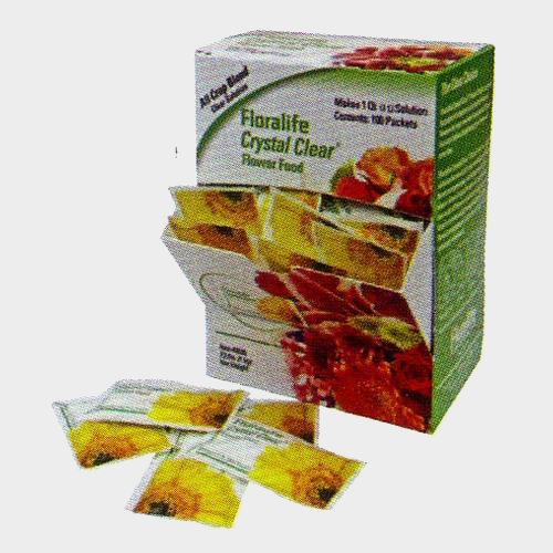 Floralife Flower Food - 5 Gram Packet (250/box)