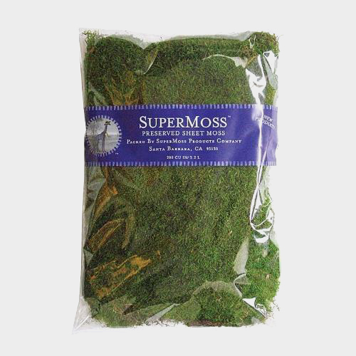 Super Moss Green Sheet Moss