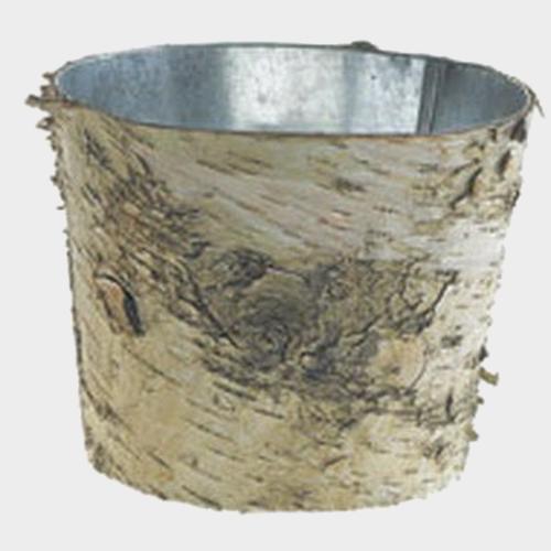 Wholesale Birch Vase W/ Zinc Liner 7\