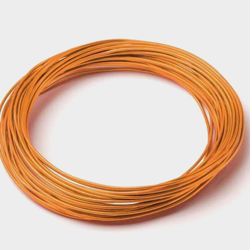 Tangerine Aluminum Wire- 12 Gauge 39ft Roll
