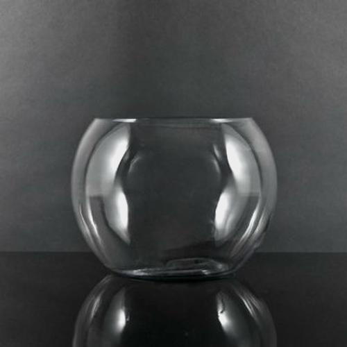 10 Inch Glass Bubble Bowl