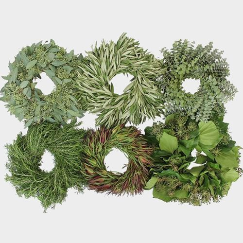 Specialty Greens Wreath 20 Inch
