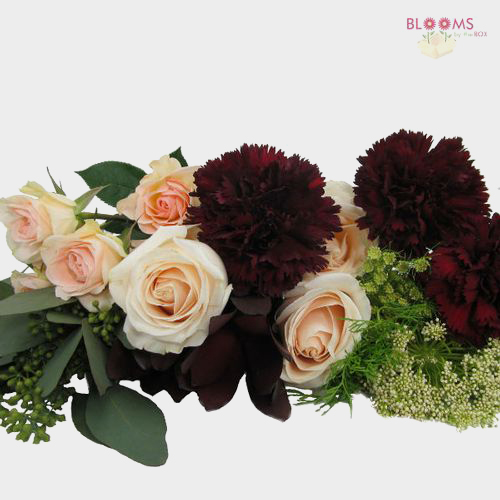 Save a bundle on wedding flowers with these beautifully themed floral packs available at Blooms by the Box.